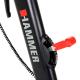 Cyklotrenažér HAMMER Speed Racer S nastavení odporu