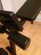 Závěsná lavička BenchK B3 detail
