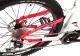 CRUSSIS e-Guera 7.5-S 17,5 Ah 19 růžovo-bílá 2020 motor