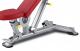 Posilovací lavice na jednoručky BH FITNESS L825 MULTI-POSITION BENCH gumové patky