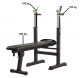 Posilovací lavice na bench press TUNTURI WB20 Basic Weight Bench nosnosti