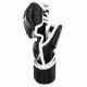 MMA rukavice Gladiator 3.0 černé bílé VENUM side