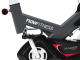 Cyklotrenažér Flow Fitness DSB600i šlapací střed