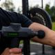 Ruční masážní stroj TUNTURI Massage Gun ball