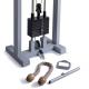 Kladkový stroj Protisměrná kladka s úzkou a širokou hrazdou FITHAM adaptéry k dokoupení