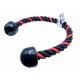 Tricepsové lano POWER SYSTEM černo-oranžové