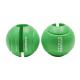 Gripy na posilovací tyč Globe Gripz POWER SYSTEM zelené