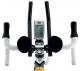Cyklotrenažér BH Fitness SB2,8 Aero loketní opěrky rukou