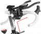 Cyklotrenažér BH Fitness SB2,8 Aero řídítka