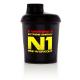 NUTREND Shaker N1 300 ml černý
