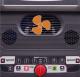 Běžecký pás BH FITNESS PIONEER R7 TFT ventilátor