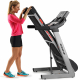Běžecký pás BH Fitness i.F2W DUAL složený pr