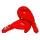 BAIL boxerské rukavice Leopard červené side