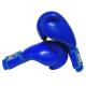 BAIL boxerské rukavice Leopard modré side