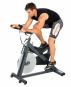 Jízda na cyklotrenažeru Finnlo Speedbike CRS