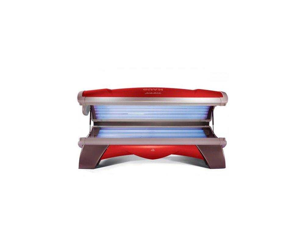 Solárium HAPRO Proline 28/1 C Lounge Red