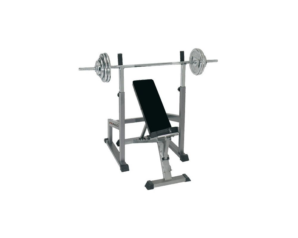 Posilovací lavice na bench press Finnlo 3800