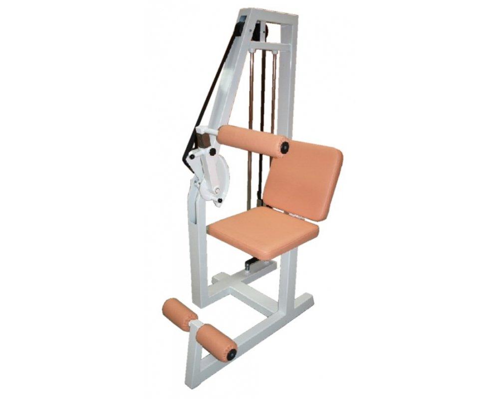 Posilovací stroj na břicho Stroj na břicho fix