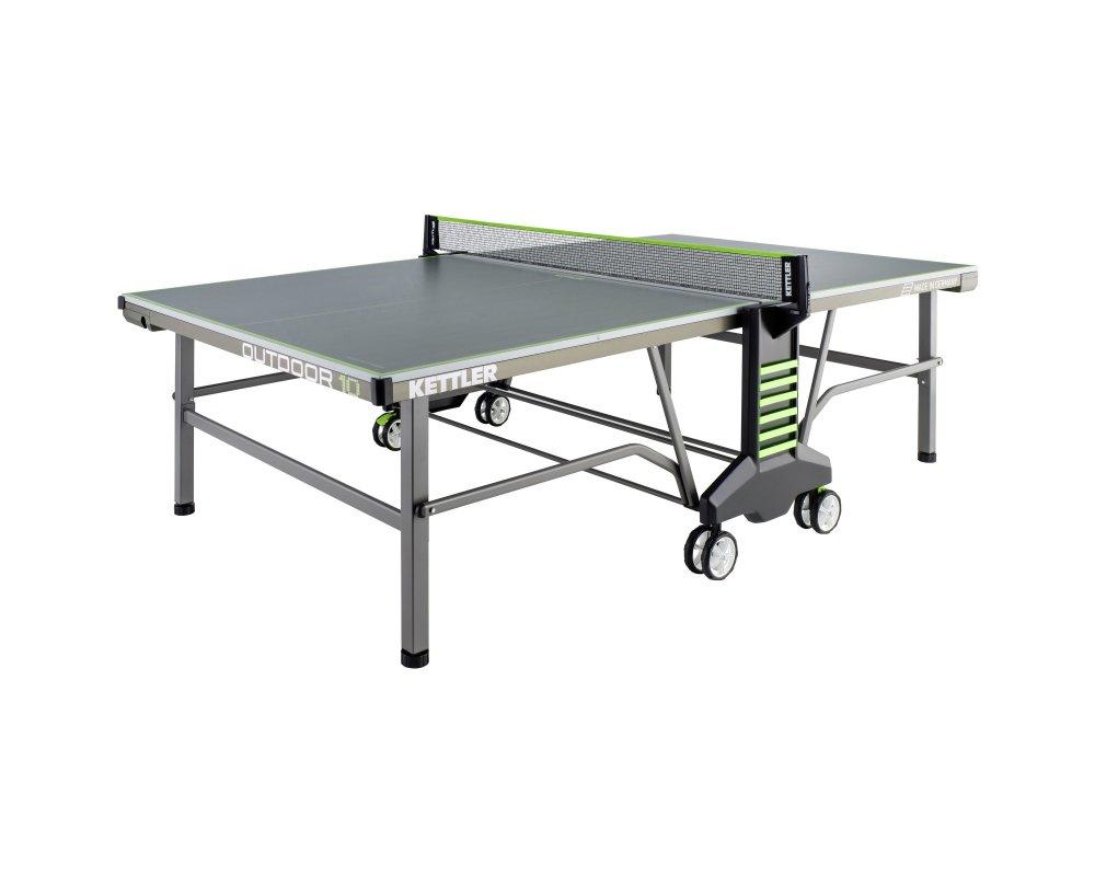 Stůl na stolní tenis venkovní Outdoor 10i zelenyg