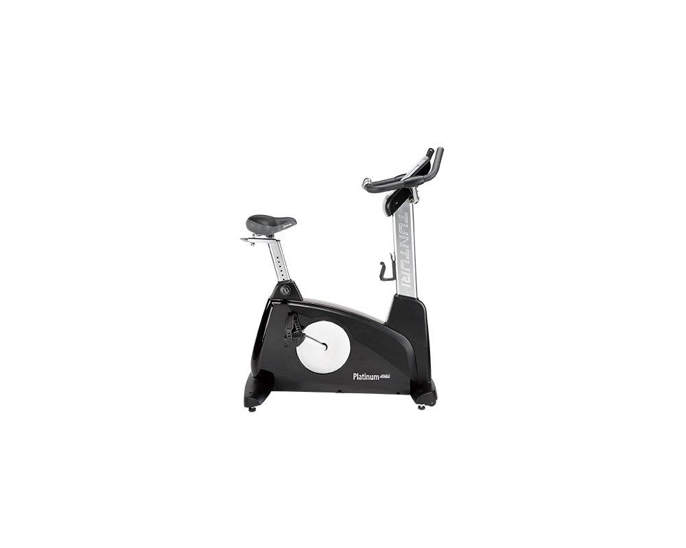 Rotoped Značkový fitness stroj Tunturi platinum PRO Upright Bike