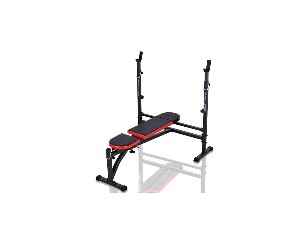 Posilovací lavice na bench press MARBO MH-L107