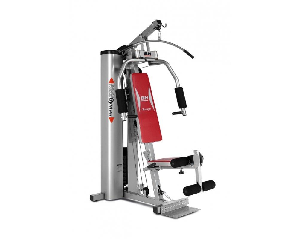 Posilovací věž  bh fitness multigym plus 1g
