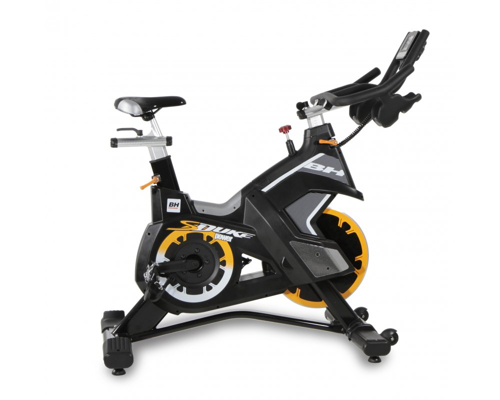 Cyklotrenažér BH Fitness SuperDuke Power