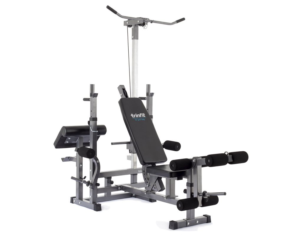 Posilovací lavice na bench press TRINFIT Bench FX5g