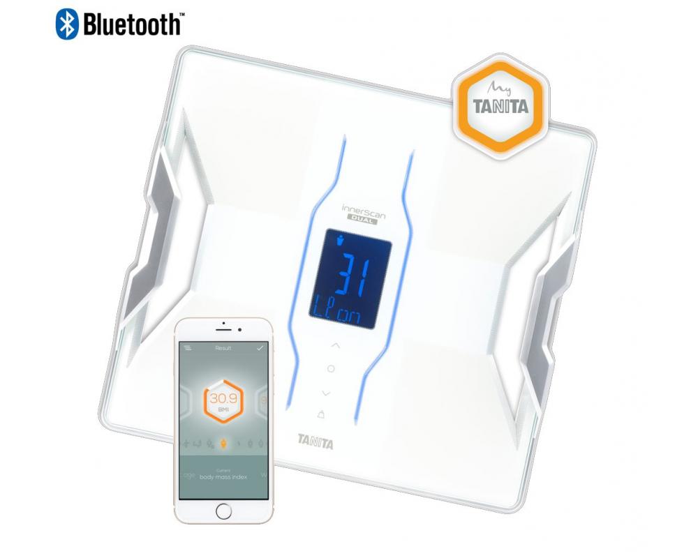Osobní digitální váha RD953-whi app BTg