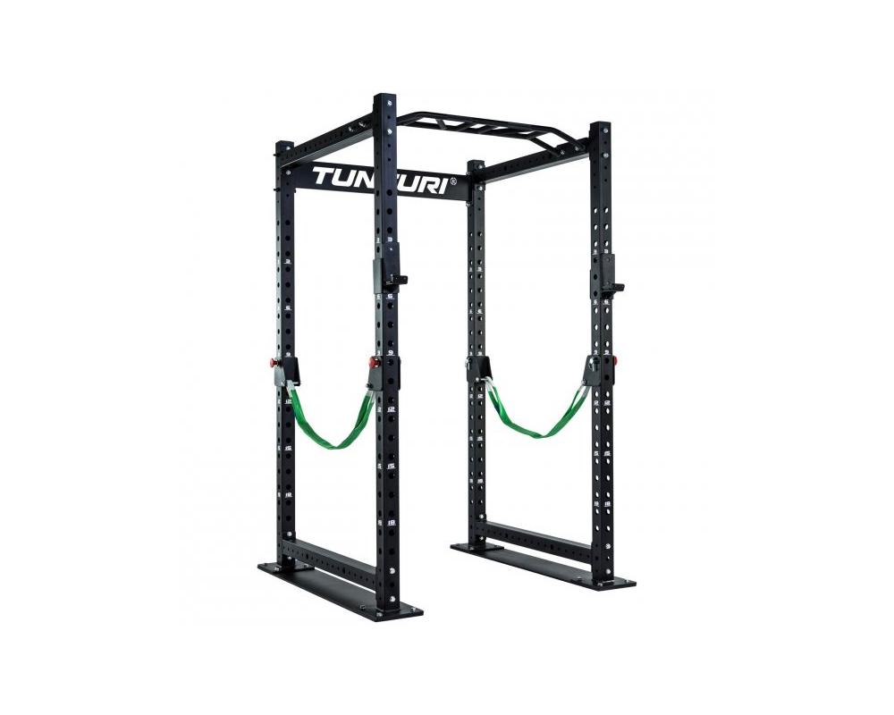 Stojan na činku TUNTURI RC20 Cross Fit Rack konstrukce
