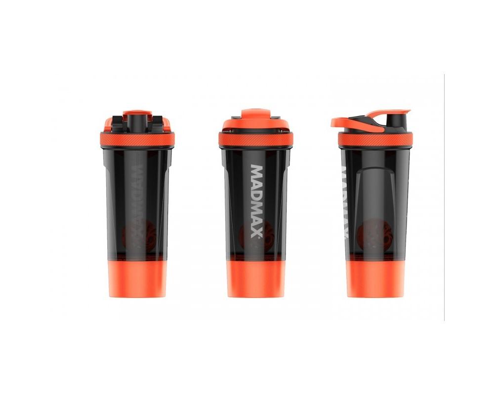 MADMAX shaker 700 ml oranžový