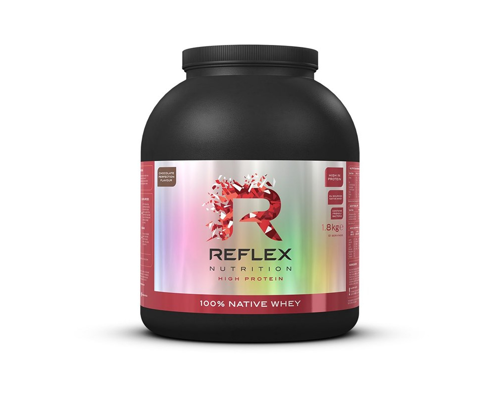 REFLEX 100% Native Whey 1,8 kg
