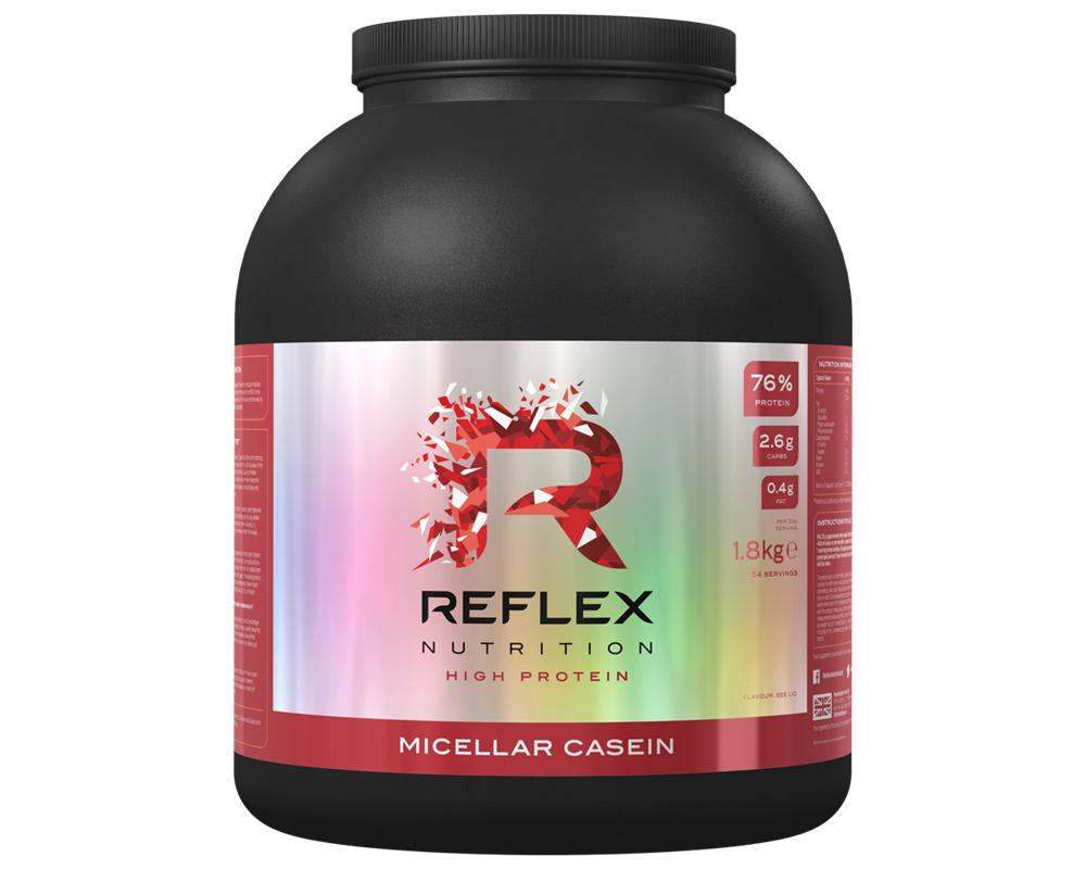 REFLEX Micellar Casein 1,8 kg
