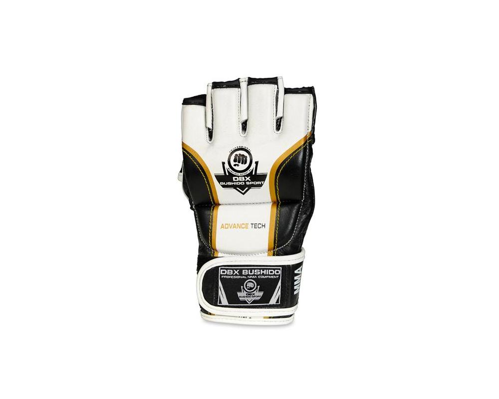 MMA rukavice kožené DBX BUSHIDO e1v1