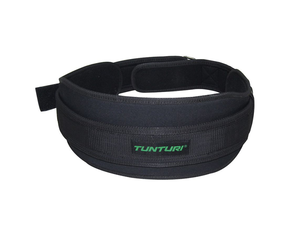Vzpěračský pás TUNTURI nylon