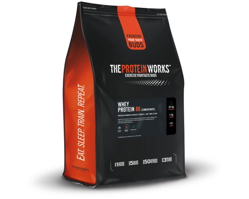 TPW Whey Protein 80 - 1000 g