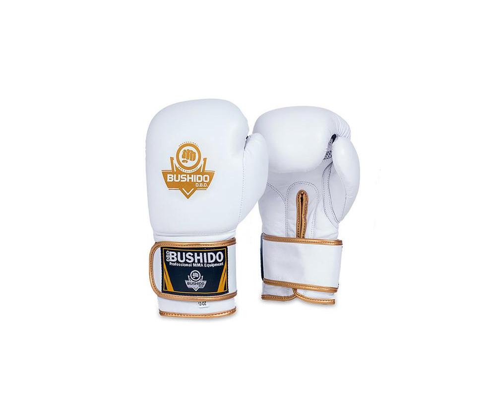 Boxerské rukavice kožené DBX BUSHIDO DBD-B-2