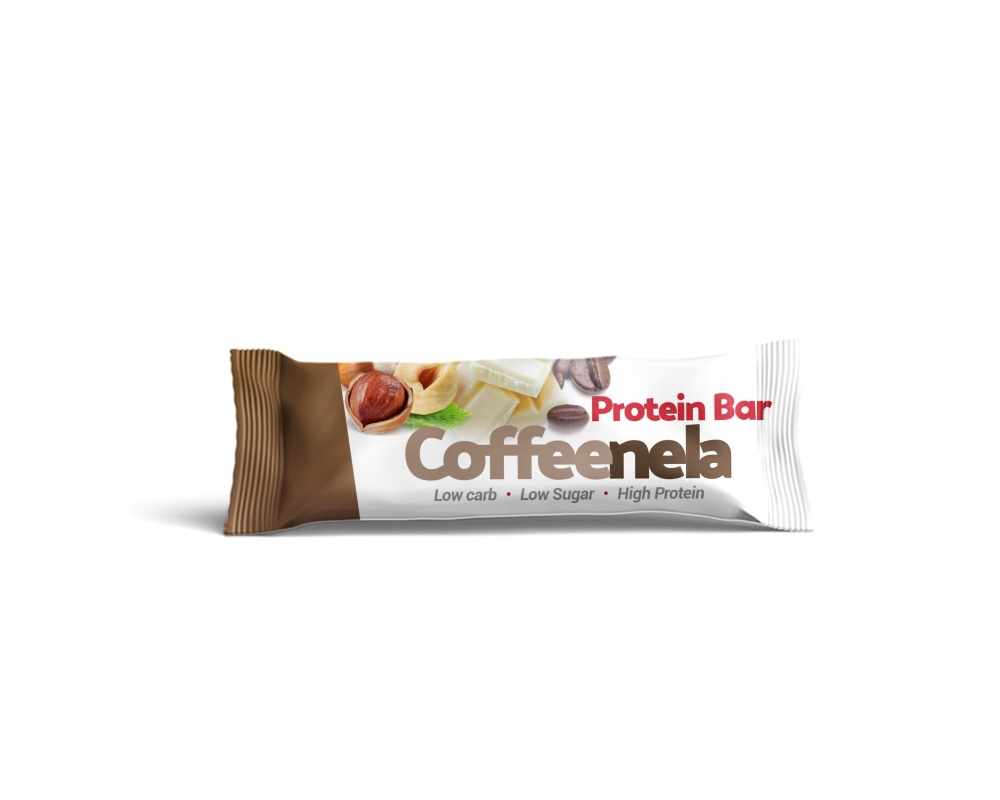 CZECH VIRUS Coffeenela protein bar 45 g