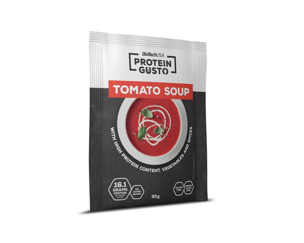 BIOTECH USA Protein Gusto rajčatová polévka 30 g sáček