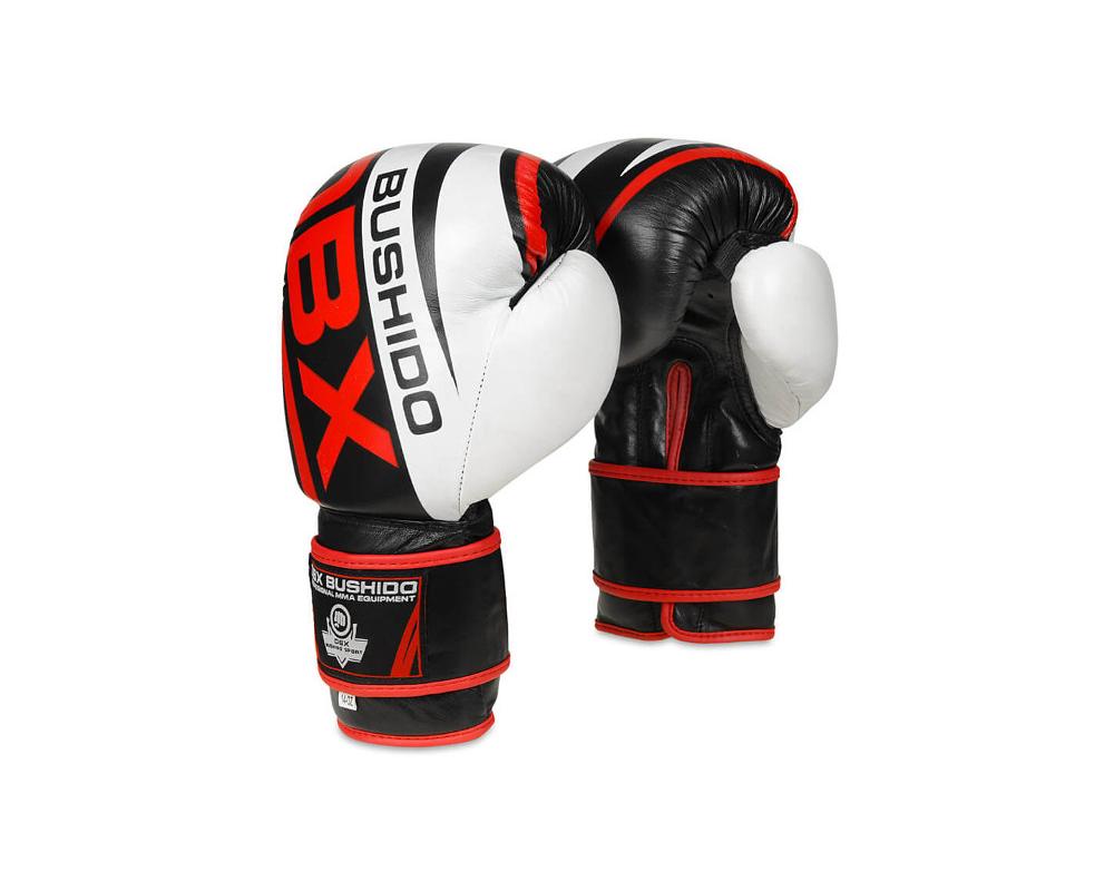 Boxerské rukavice kožené DBX BUSHIDO B-2v7