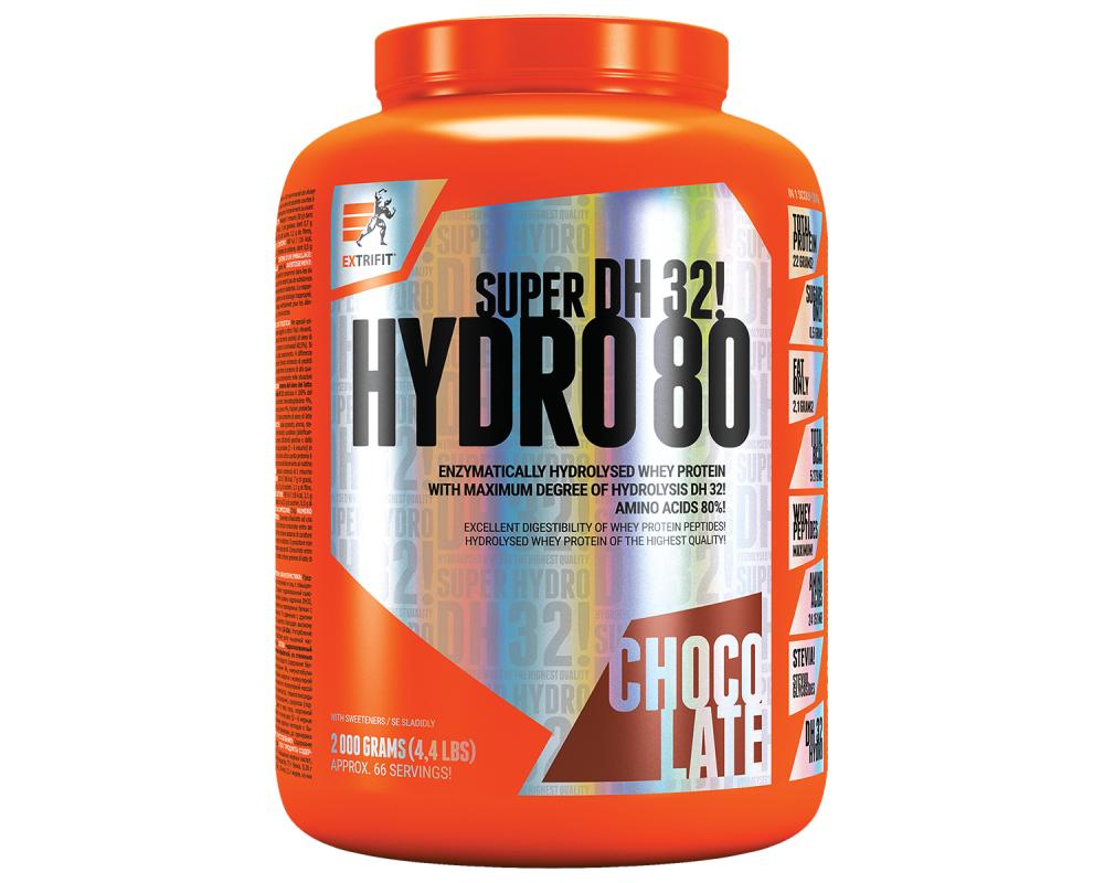 EXTRIFIT SUPER DH 32 Hydro 80 2 kg čokoláda