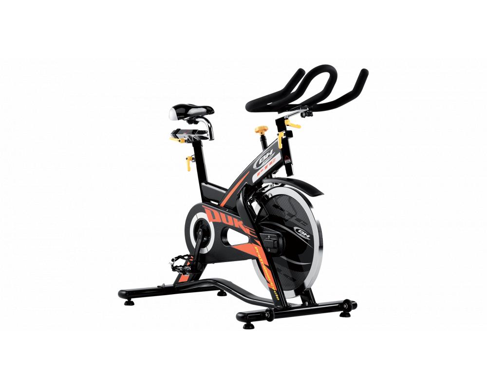 Cyklotrenažér BH Fitness DUKE - pohled 2
