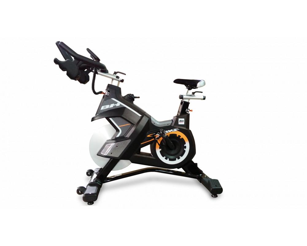 Cyklotrenažér BH Fitness SUPER DUKE MAGNETIC - pohled