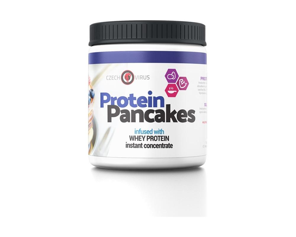 CZECH VIRUS Protein Pancakes - proteinové palačinky 500 g