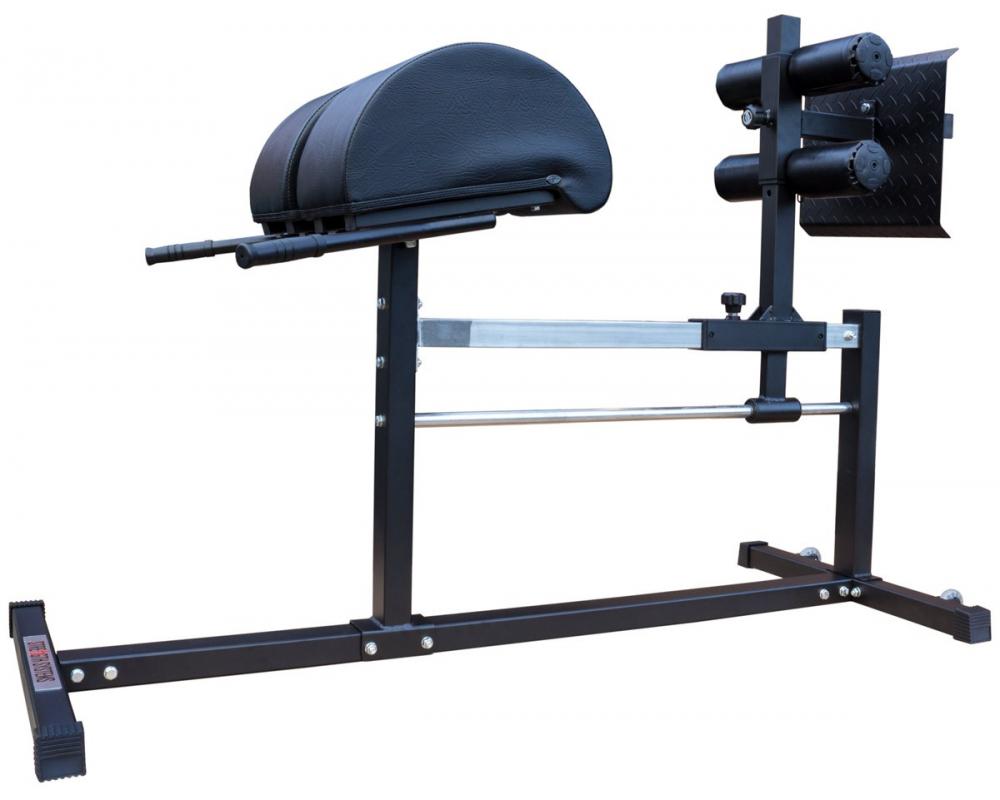 Posilovací lavice na záda STRENGTHSHOP Posilovací lavice GLUTE HAM DEVELOPER - pohled 2