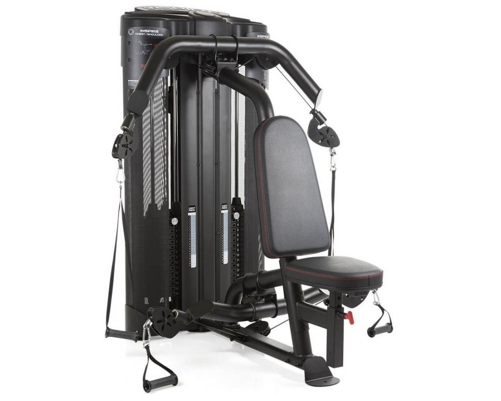 Posilovací lavice s kladkou FINNLO MAXIMUM Dual ChestShoulder
