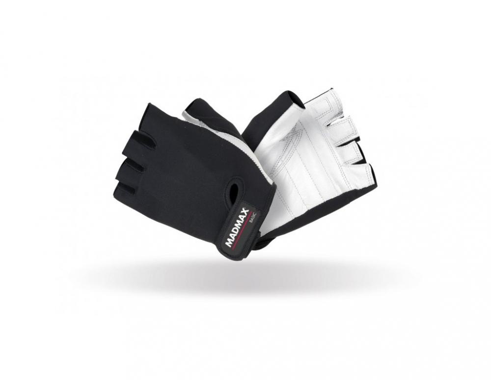 Fitness rukavice Basic MADMAX pohled