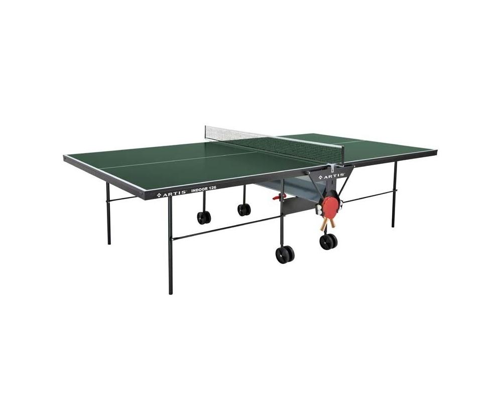 Stůl na stolní tenis ARTIS Stůl na stolní tenis 126 indoor - pohled