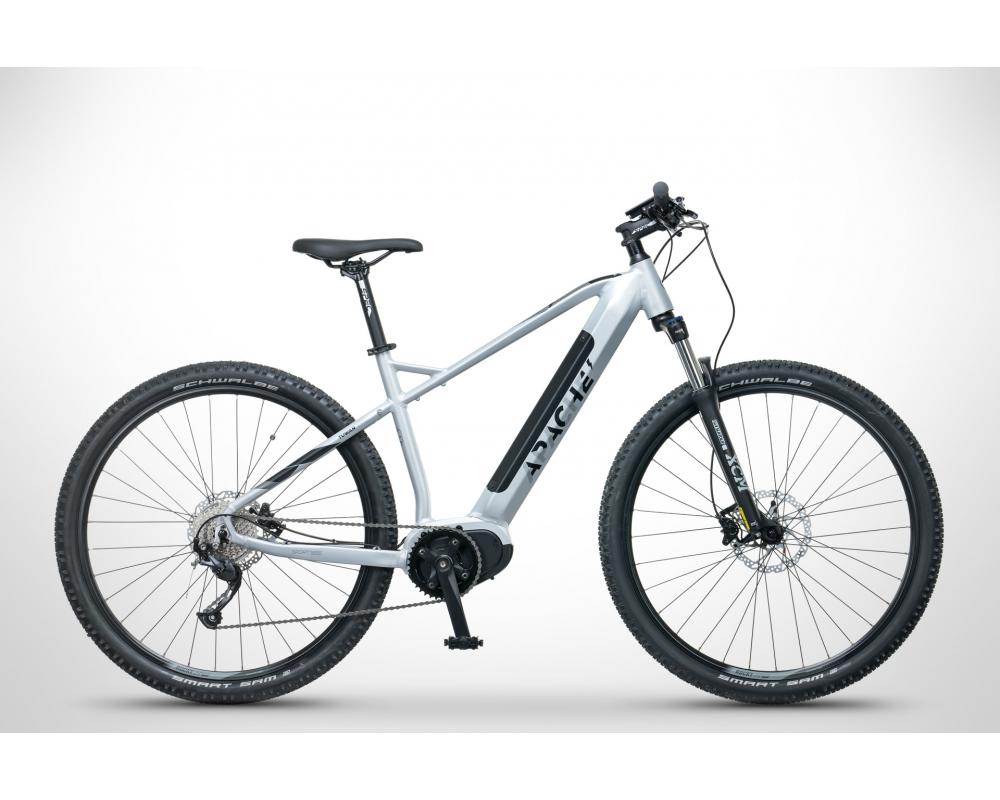 TUWAN MX-I 29 stříbrná