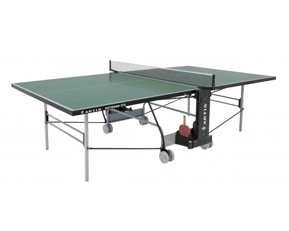 Stůl na stolní tenis venkovní ARTIS Stůl na stolní tenis - hlavní pohled